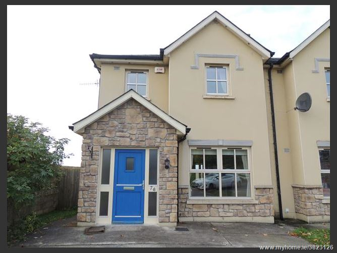 76 Preston Brook, Rathangan, Kildare