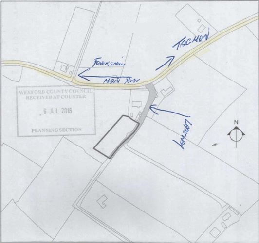 Main image for Slevoy, Foulksmills, Wexford