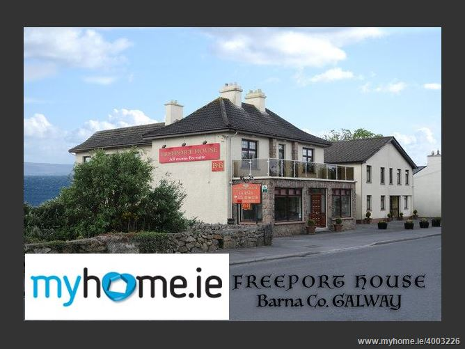 Freeport House Bed & Breakfast (Two Properties), Barna, Co. Galway