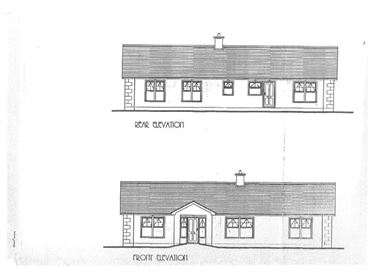 Site for sale at 2 Rocklea Road, Castlederg, Co Tyrone