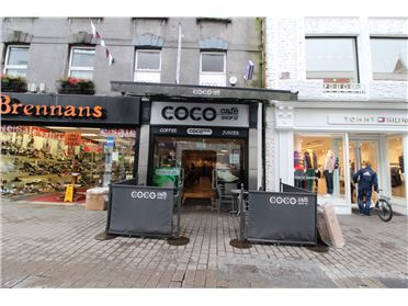 CoCo Cafe, 12 Shop Street, City Centre, Galway City