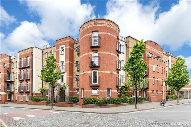 New Market Square Apartments, Wards Hill, South City Centre - D8, Dublin 8
