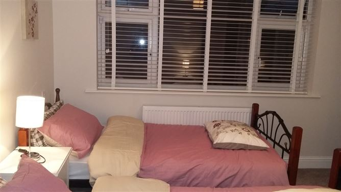 Main image for Twin room newly decorated - 4km fro, Dublin