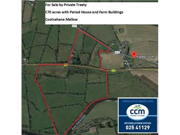 Main image of C70 acres Coolnahane , Mallow, Cork