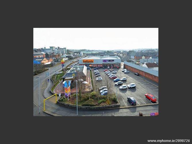 Pentagon Retail Park, Ballymena, Co. Antrim