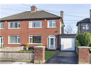 8 Cypress Grove North, Templeogue,   Dublin 6W