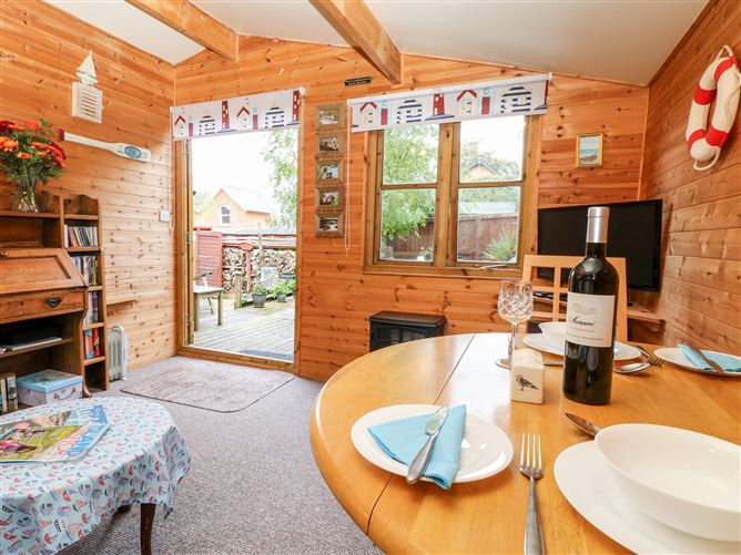 Main image for The Chalet Beach Cottage,Fishbourne, Isle of Wight, United Kingdom