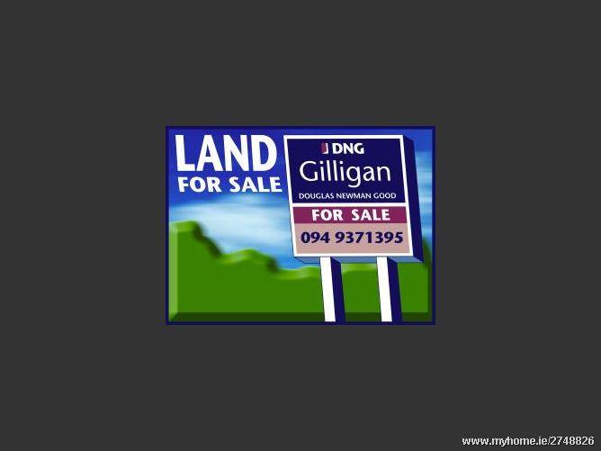 c.10 Acres of Agricultural Land, Irishtown Village,, Irishtown,, Co. Mayo.