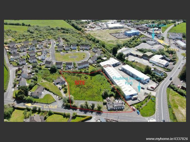 Main image for Elaghbeg, Bridgend, Burt, Donegal