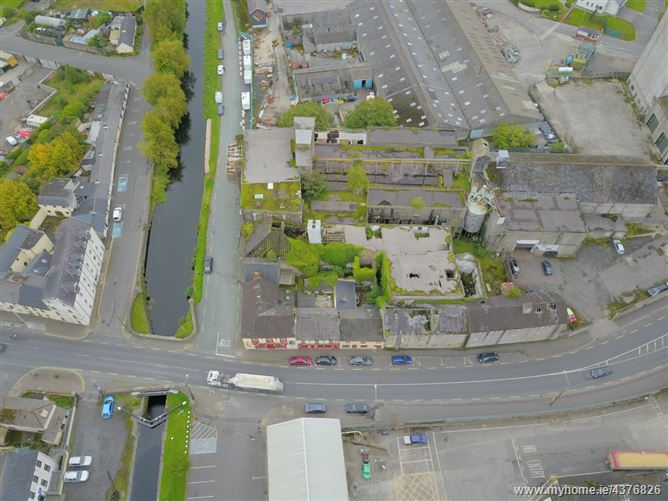 Main image for Site to the rear of Bridge House Bar, William Street Upper, Athy, Co. Kildare
