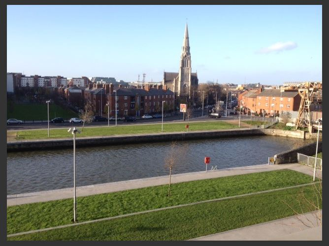Main image for Hill of Down House, Spencer Dock, IFSC, Dublin 1