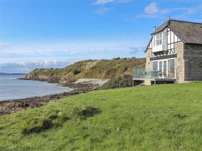 Main image for The Old Lifeboat House, PENMON, Wales