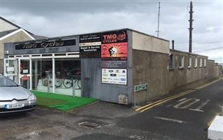 BC220 - Shop & Yard, Strand St & Callaghans Lane, Skerries, County Dublin