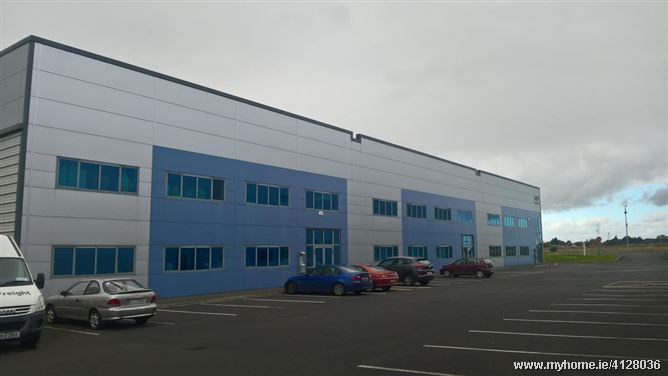 Unit 2 & 3 Block 3, The Hub Logistics Park, Clonee, Co Meath