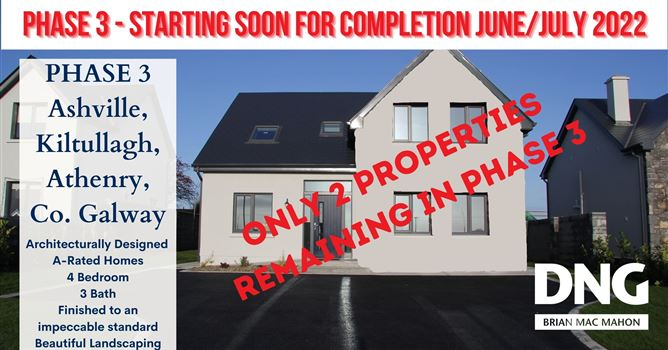 Main image for Ashville, Kiltullagh 3rd Phase, Athenry, Galway
