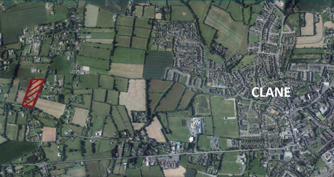 Sites @ Loughanure, Clane, Kildare