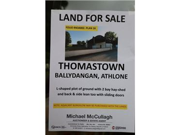 Photo of Thomastown, Athlone West, Roscommon