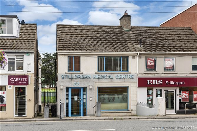 Stillorgan Medical Centre, (Vacant Possession) 22 Kilmacud Road Lower, Co Dublin