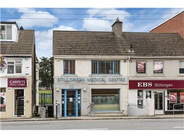 Main image of Stillorgan Medical Centre, (Vacant Possession) 22 Kilmacud Road Lower, Co Dublin