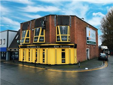 The Lantern Bar, Ballybane Shopping Centre, Ballybane, Galway City