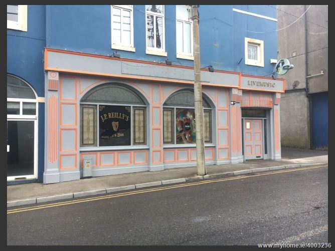 Photo of FOR RENT:  7 Day License Premises, Richmond Street, Longford Town, Co. Longford