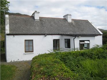 Photo of Francies Cottage, Errisbeg, Roundstone, Connemara, Co. Galway