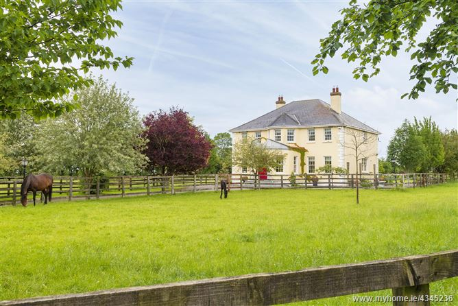 Main image for Newbury House, Alasty, Kill, Co. Kildare - Approx. 12 acres