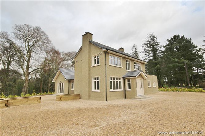 """""""Jolly's Folly"""", Two Storey Residence on c. 1 Acre/ 0.4 Ha., Poulaphouca, Ballymore Eustace, Kildare"""