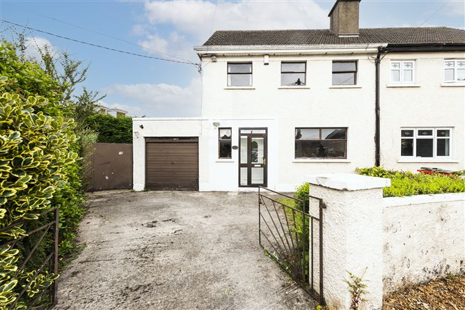 Main image for HOUSE & SITE - 10 FERNDALE ROAD, Glasnevin Nth, Dublin 11