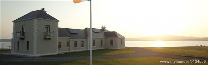 Main image for Coastguard Station,Claggan Island,  Belmullet,   Mayo