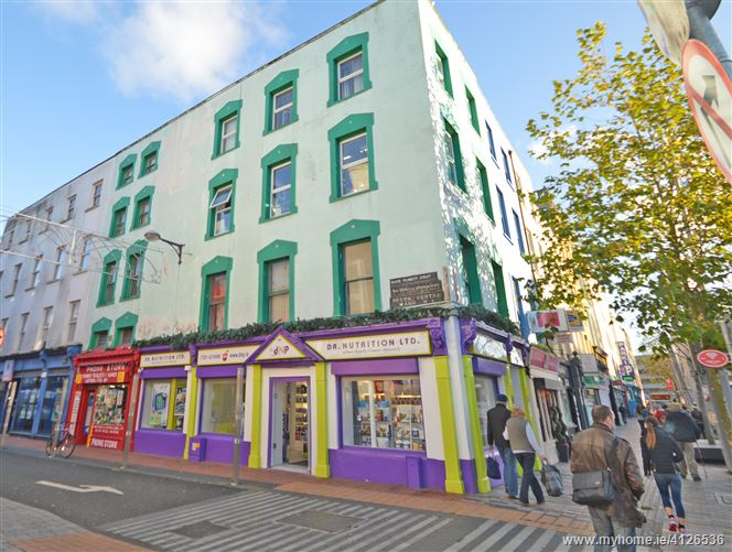 Photo of Ground Floor Retail Opportunity, 68 Oliver Plunkett Street / 30 Grand Parade, Cork City, Cork