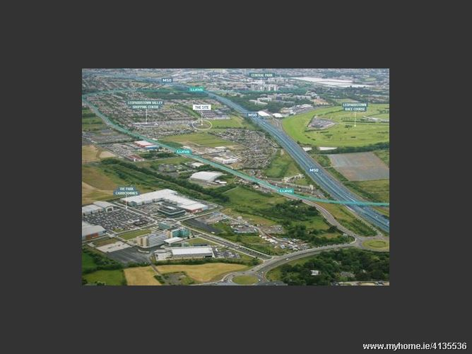 Photo of Site adjacent to Leopardstown Valley Shopping Centre, Ballyogan Avenue, Carrickmines