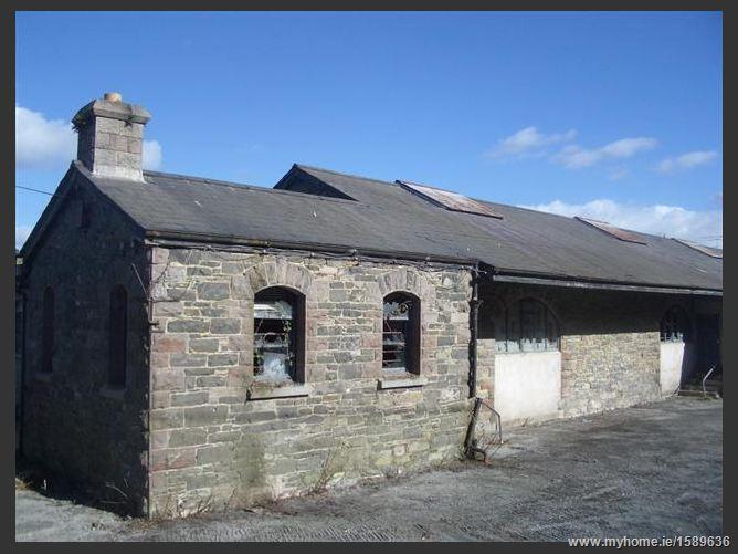 Railway Buildings, Dundalk Road, Carrickmacross, Co. Monaghan