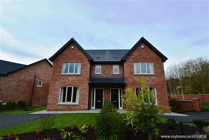 Property image of Mount Hamilton (Type D), Carrick Road, Dundalk, Louth