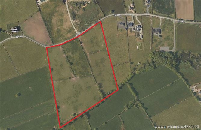 16.5 Acres Tyrone