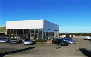 Modern Commercial Buildings  & Enclosed Yard, Clonmore, Togher, Drogheda, Louth