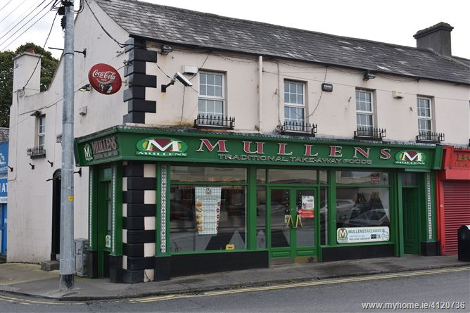 Mullen's Take Away, 18 Duleek Street, Drogheda, Louth