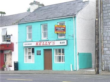 Kellys Bar, The Square, Mount Bellew, Co. Galway