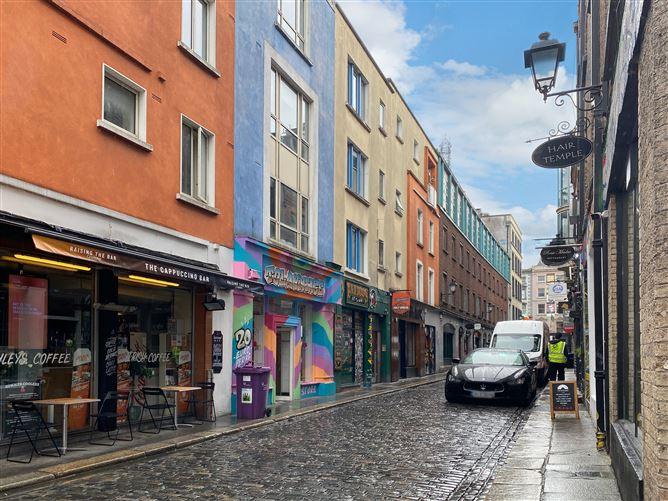 Main image for 15 Sprangers Yard, Crow Street, Temple Bar,   Dublin 2