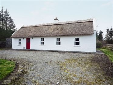 Photo of Forest View Cottage (ref W32105), Carrowreagh, near Ballinagare, Co. Roscommon