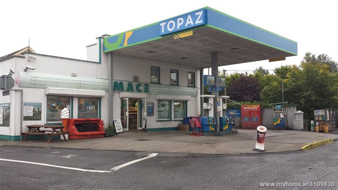 Photo of Topaz/Mace Service Station, Swinford, Mayo