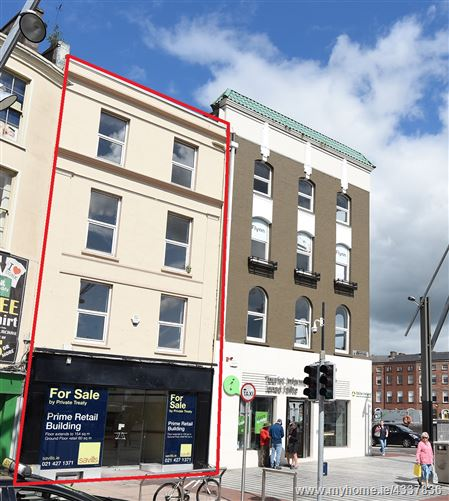 Main image for 124 Patrick Street, City Centre Sth, Cork City