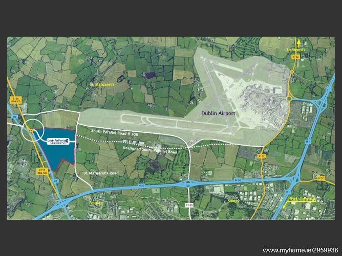 Dublin Airport Logistics Park, St. Margaret's Road