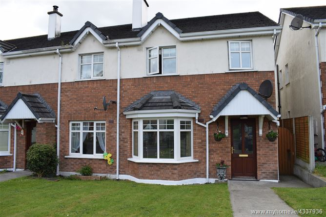 9 Bramble Court, Tullowhill, Tullow, Carlow