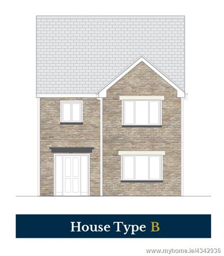 Type B, Cois na Rasai, Proudstown Road, Navan, Meath, Navan, Meath
