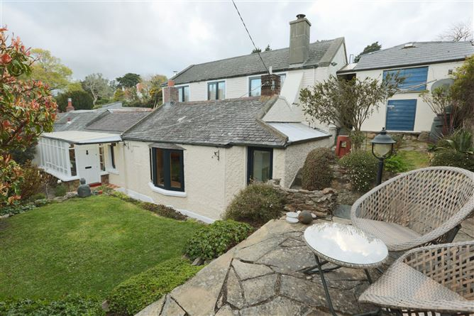 Main image for Woodbine Cottage, 14 Glenalua Road, Killiney, Dublin