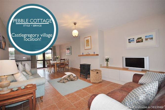 Main image for Pebble Cottage , 6 Station Road, Castlegregory, Kerry