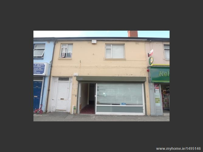 Shop Unit at 119 Old Courty Road, Crumlin, Dublin 12