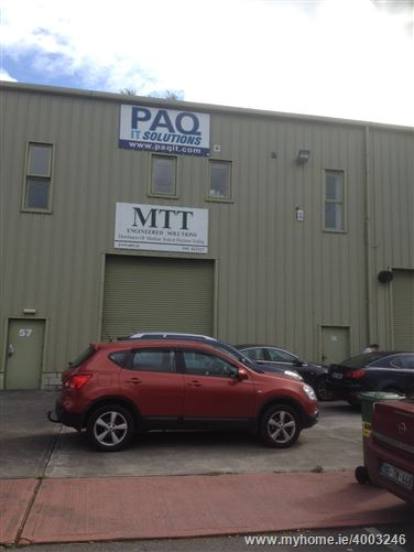 Unit 58 Eastlink Business Park (Tipperary rd.)
