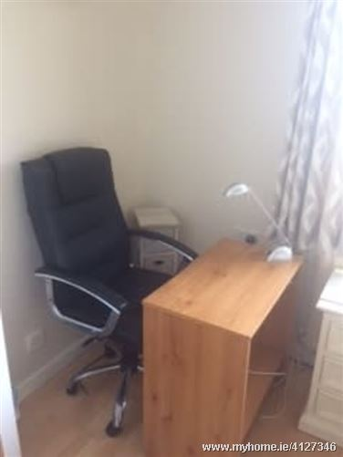 Single spare room to rent in 4 bed, Dublin